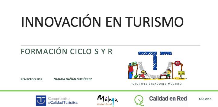 Curso Online Innovación en Turismo